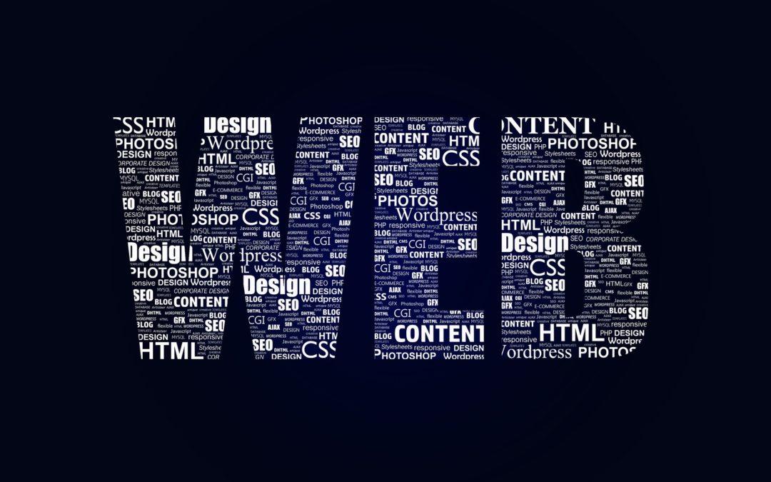 HOW TO CREATE YOUR NEW WORDPRESS WEBSITE DESIGN